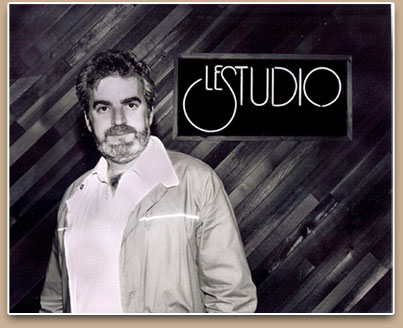 Andre Perry - Le Studio